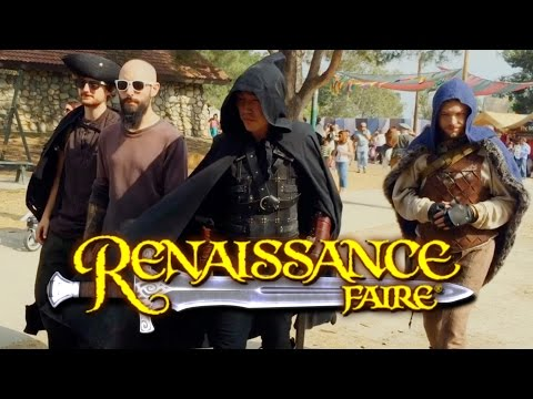 Titel: Ren Faire Adventuring 2015