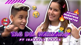 TAG Del Herman@ Con Isabella Legux