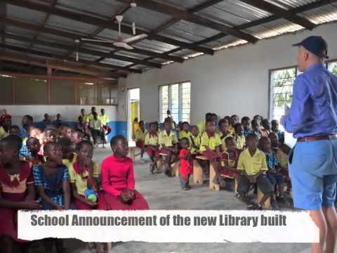 Sustainable Development for Nali School in Ghana