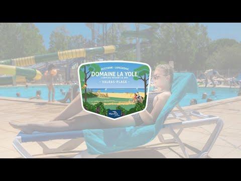 Domaine La Yole - Parc aquatique
