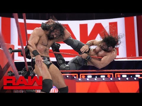 Download Seth Rollins vs. Drew McIntyre: Raw, Oct. 1, 2018
