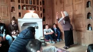 preview picture of video 'Safranbolu Yörük Köyü Sipahioğlu Konağı 19.11.2014 ( Filiz Teyze )'
