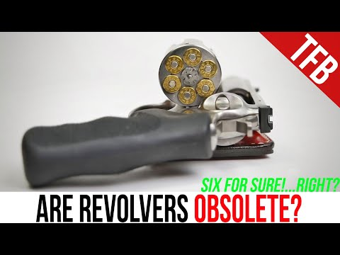 Why Revolvers Are LESS Reliable Than Autos