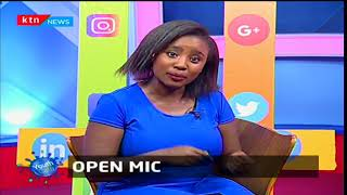 Open mic with boxing champion Fatuma Zarika: Youth Cafe pt 2