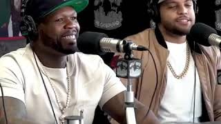 50 cent says he's putting ja rule TO BED if he sees him