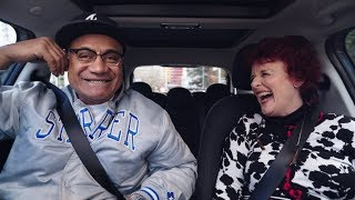 Crips in Cars: Oscar & Deb