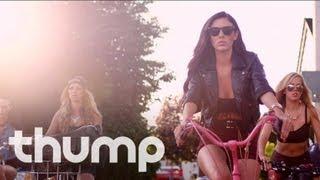 Felix Cartal - Young Love Feat. Koko LaRoo (Official Video)