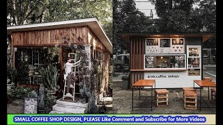 AWESOME SMALL COFFEE SHOP DESIGN, BUDGET DESIGN COFFEE SHOP