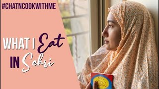 What I eat in Sehri | #ChatNCookWithMe | Episode 2 | Gauahar Khan
