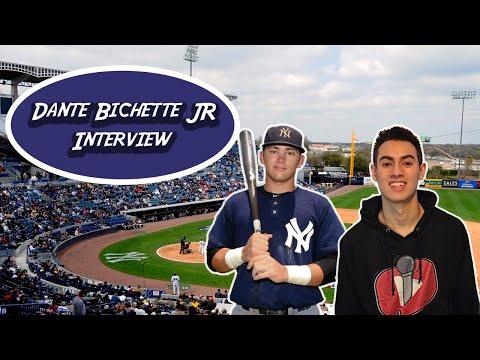 Dante Bichette Jr. (MiLB) Interview