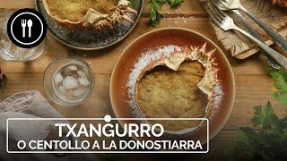 Txangurro o centollo a la donostiarra, receta fácil y rápida perfecta para celebrar la Nochevieja