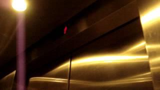 Schindler 500A Traction Elevators at Texas Parking Garage for emmaroberzon