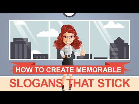 How To Create Memorable Slogans That Stick