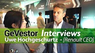 Renault: Marktführer sieht wachsendes Interesse an E-Mobilität