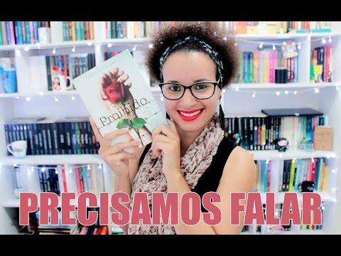 24. PRECISAMOS FALAR de Proibido de Tabitha Suzuma - #RaphaTodosOsDias   Por Equalize da Leitura