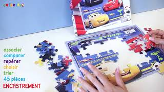 Cars 3 Puzzle