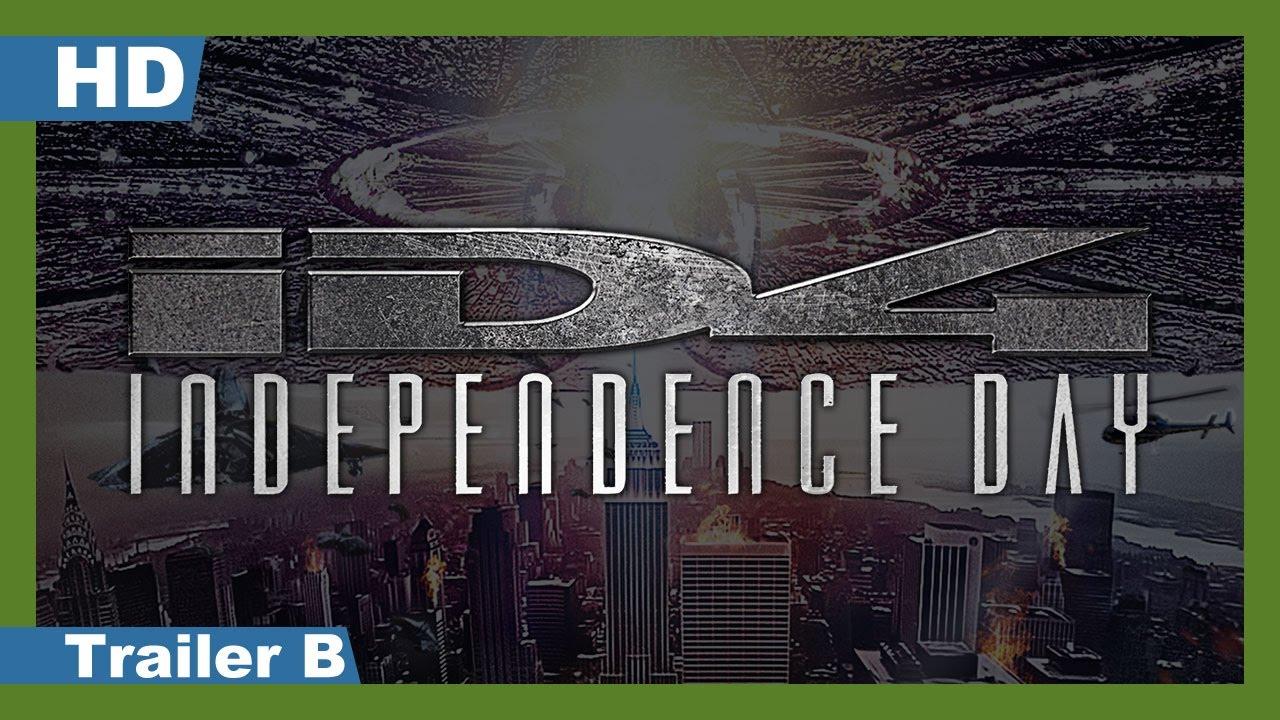 Video trailer för Independence Day (1996) Trailer B