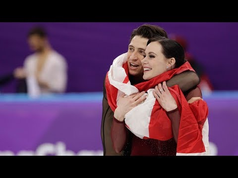 Tessa Virtue, Scott Moir now legendary Canadian athletes: TSN's Jay and Dan