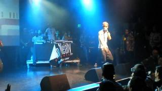 "Big Sean and Chris Brown Live Performing ""Shit Got Damn""  @ El Rey Theatre"
