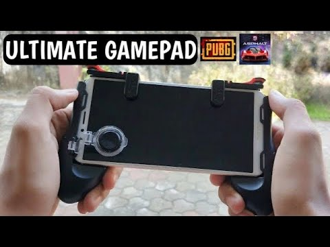 Low price Gamepad for mobile | pubg trigger buttons | Gaming accessories(Android /ios)