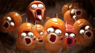 LARVA ISLAND Trailer (Animation, 2018)