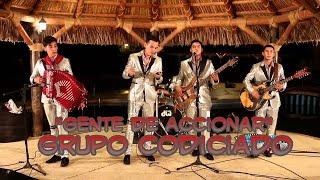 Gente De Accionar (LETRA) - Grupo Codiciado