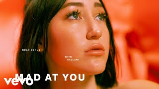 Noah Cyrus & Gallant - Mad at You (Official Audio)