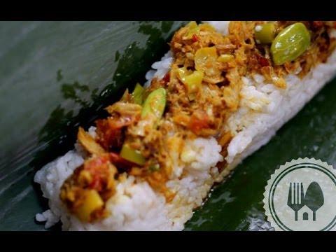 Video Resep Nasi Bakar Ikan Tongkol