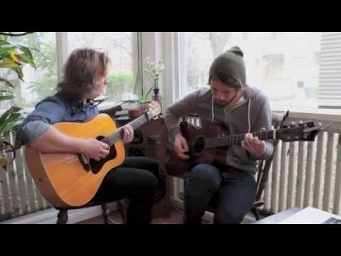 Adam Sams and Danny Brewer (Besides Daniel) cover Paul Simon's song The Boy in the Bubble.