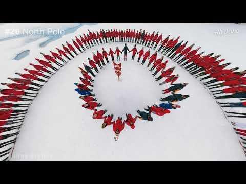 אוסף תמונות מדהימות ב-360 מעלות מכל רחבי העולם