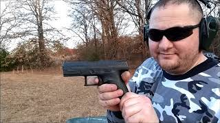 CZ-75 P-07 Duty DPM Systems Recoil Reduction System