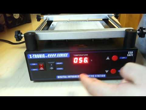 T-946 Welding Preheated,Hot Plate,Soldering Machine,Bga Reballing Station