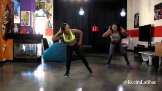 Dance Workout FULL BODY in just 10 minutes!!!! with Keaira LaShae by superherofitnesstv