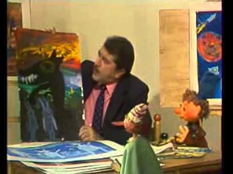 Передача Выставка Буратино 1984