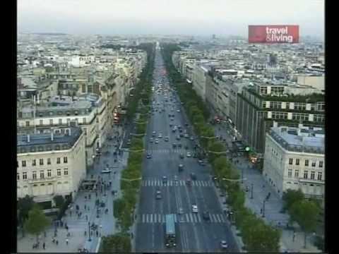 Улицы мира (история Елисейских Полей Пар