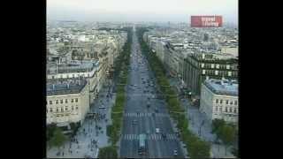 Улицы мира (история Елисейских Полей Париж)