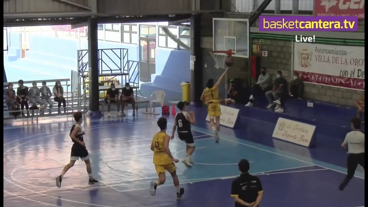 PABLO GRIMA ('06) 1.76 m. Cajasiete Canarias. Torneo Internacional U16Orotava 2021 #BasketCantera.TV