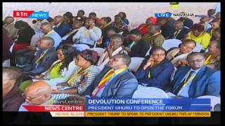 Devolution Conference: Busia Governor explains the importance of attendance