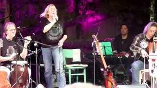 Marsyas a Apollón - Zuzana Michnová s Marsyas na Portě 2013 v Řevnicích