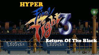 Picture of a game: Hyper Final Fight 3