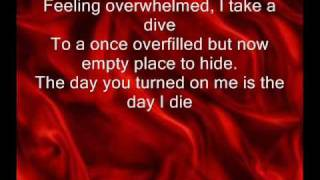 "Daughtry- ""Gone"" Lyrics"