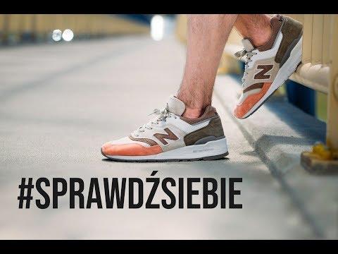 #SprawdźSiebie   New Balance   Nie wszystkie buty niosą tak, jak te