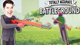 ДОЛГОЖДАННОЕ ВОЗВРАЩЕНИЕ - ТАБГ - Totally Accurate Battle Grounds