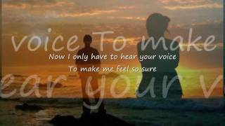 I Want To Give It All by Air Supply...with Lyrics