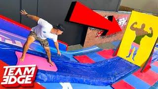 Sliding Through Crazy Shapes Challenge!!
