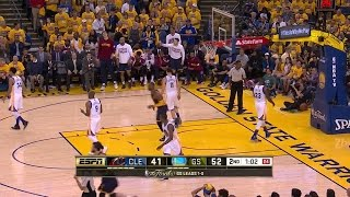 Quarter 2 One Box Video :Warriors Vs. Cavaliers, 6/5/2016 12:00:00 AM