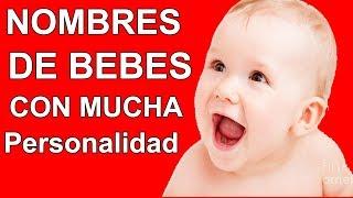 35 Nombres RAROS  Para Bebés Y Con Mucha Personalidad PARTE 2