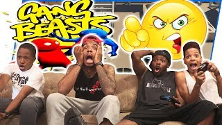 GANG BEASTS ANGERS US SO MUCH! - Gang Beasts Gameplay