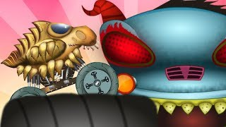 Home Alone   Haunted House Monster Truck Videos   Cartoon Shows by Kids Channel