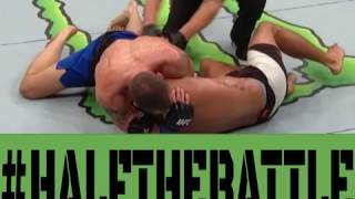 UFC lightweight James Vick talks 1st rd KO win & fighting a top 15 opponent next on Half The Battle